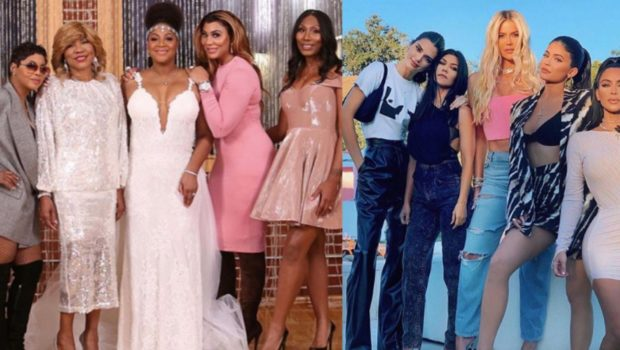 "Tamar Braxton Says ""Braxton Family Values"" Is Paid 75% Less Than Kardashians"