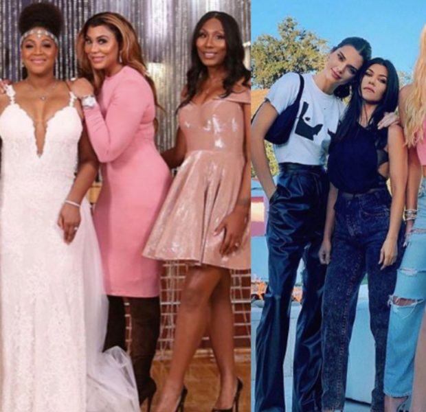 "Tamar Braxton Says ""Braxton Family Values"" Is Paid 75% Less Than Kardashians"