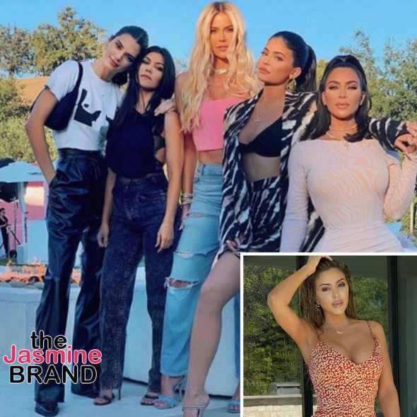 Kardashian Sisters Think Larsa Pippen Is 'Trying To Stay Relevant' & Is 'Toxic Energy', Source Says
