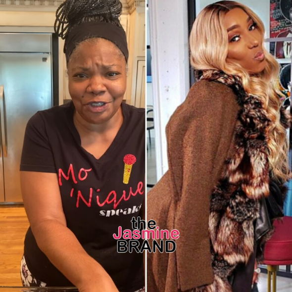 Mo'nique Shuts Down Rumors She's Replacing NeNe Leakes On 'RHOA': She's Irreplaceable!