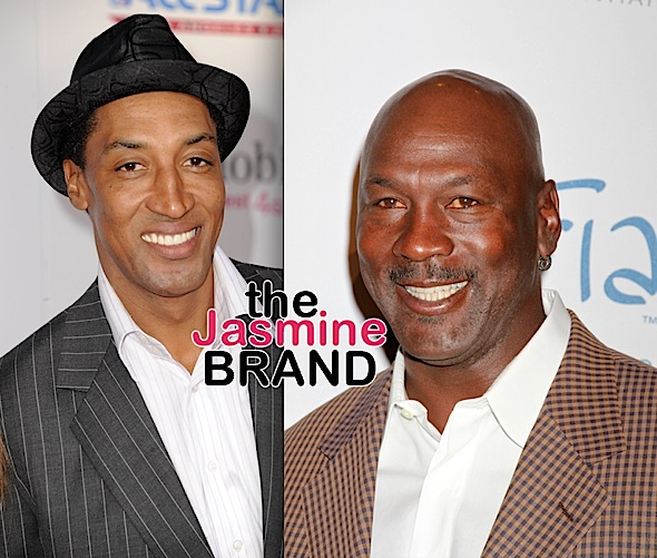 "Scottie Pippen Denies Tension With Michael Jordan After ""The Last Dance"" Docu"