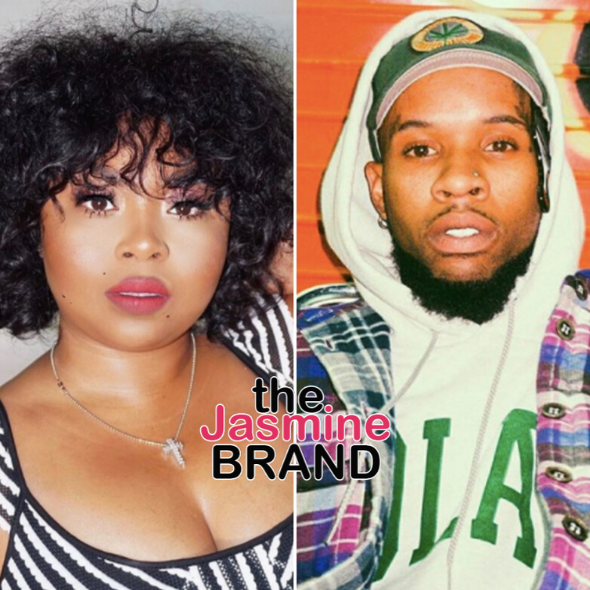 Shekinah Slams Tory Lanez, Says He Has History Of Allegedly Abusing Women [WATCH]