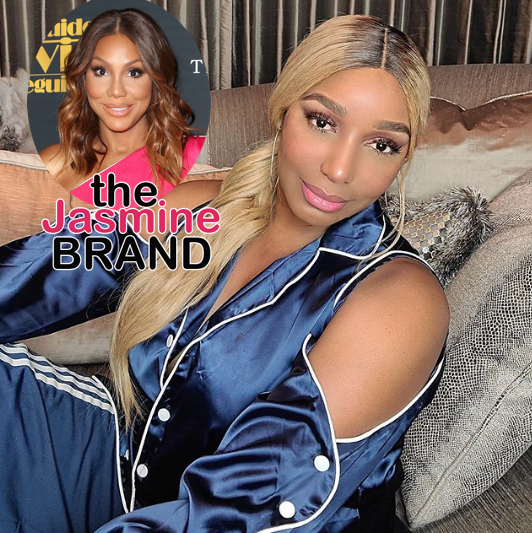NeNe Leakes Says She Has Spoken To Tamar Braxton Since Hospitalization For Alleged Suicide Attempt: I Tried To Pull Her Thru This Moment