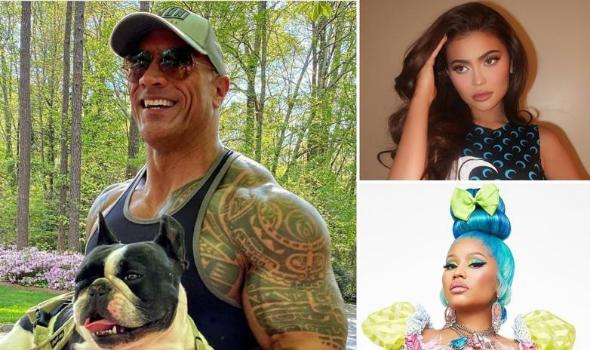 Nicki Minaj, Beyonce Make Top 10 Highest-Paid Celebs On Instagram+ Dwayne 'The Rock' Johnson Dethrones Kylie Jenner From Number 1 Spot!