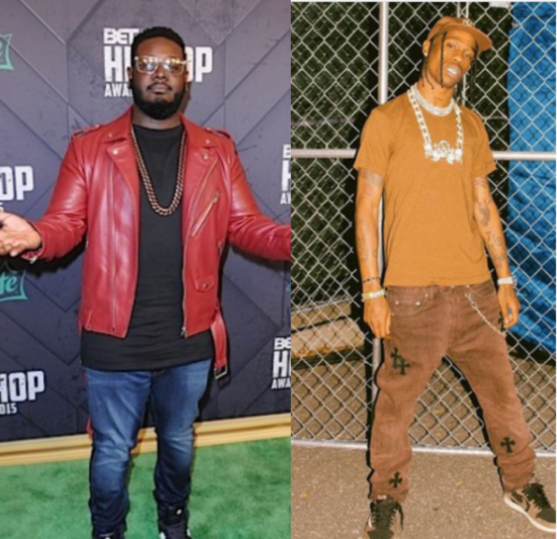 T-Pain: Travis Scott Fell Asleep Standing Up In The Studio, Then Ghosted Me For Days!