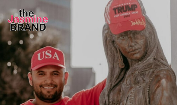 Father Of Late Singer Selena Threatens Lawsuit Against Trump Supporter Promoting Rally At Her Statue