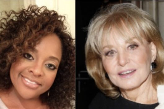 Sherri Shepherd Says Barbara Walters Made Her 'Cry For Years' During Her Time On 'The View'