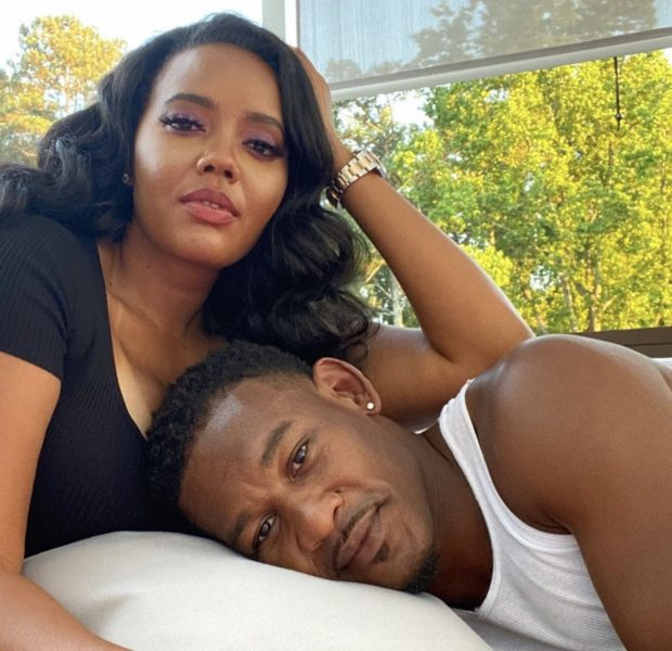 Angela Simmons Deletes Photos Of Her & Boyfriend Daniel Jacobs, Sparks Breakup Rumors