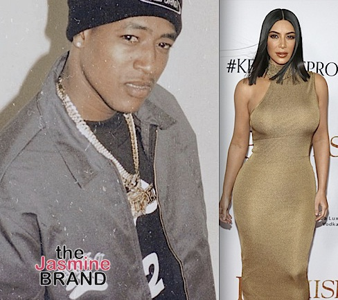 Kim Kardashian Is Working To Get C-Murder Out Of Jail