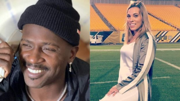 Antonio Brown On Past Drama With His Fiancée: I Realize How Much I Put My Girl Through, She Supported Me In The Midst Of It
