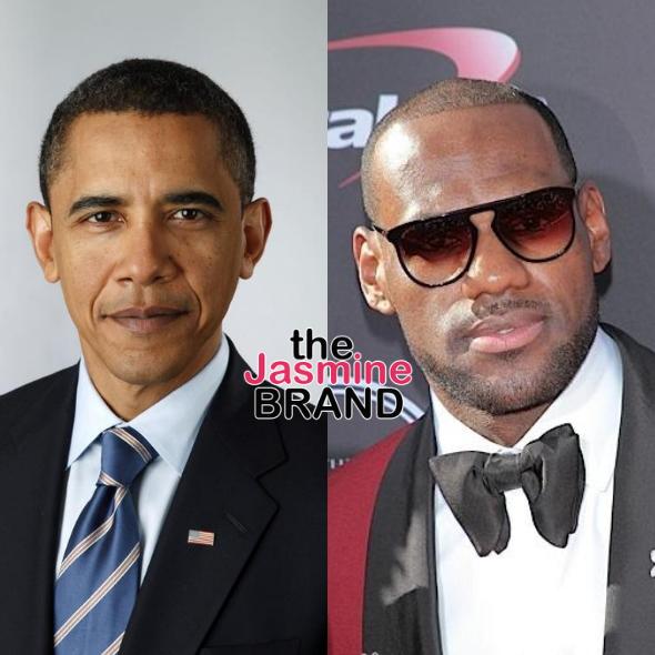Barack Obama Reportedly Gave LeBron James & NBA Players Advice Amid Boycott