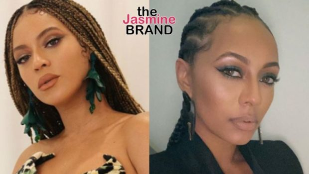 Keri Hilson Opens Up About Rumored Feud W/ Beyonce, Says 'Turning Me On Remix' Lyrics 'Was Not My Writing, I Had To Take The Penalty'