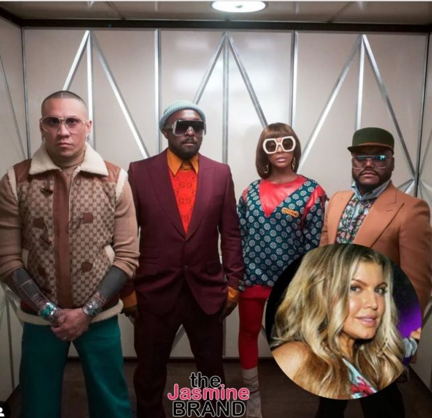 Black Eyed Peas Perform W/ New Lead Singer At The VMAs, Fans Wonder Where Fergie Is