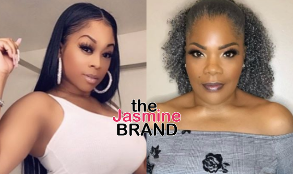'Flavor Of Love 2' & 'Charm School' Star Larissa 'Bootz' Aurora Claims Mo'Nique 'Blacklisted' Her, Mo'Nique Responds: Y'all Should Be Ashamed!