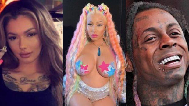 Celina Powell Reveals Alleged Gender Of Nicki Minaj's Baby: I Heard It From Lil Wayne