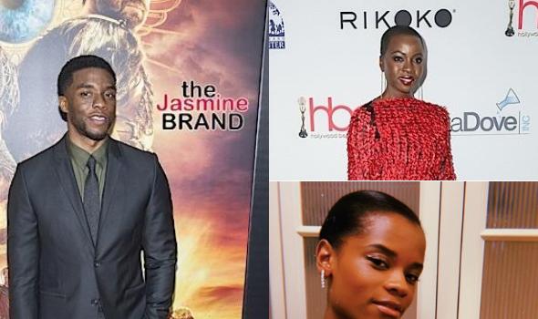 'Black Panther' Stars Danai Gurira, Letitia Wright & Winston Duke Mourn Chadwick Boseman: How Do You Honor A King?