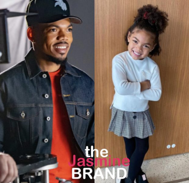 Chance The Rapper Teaches Daughter That Black Power Is Her Superpower