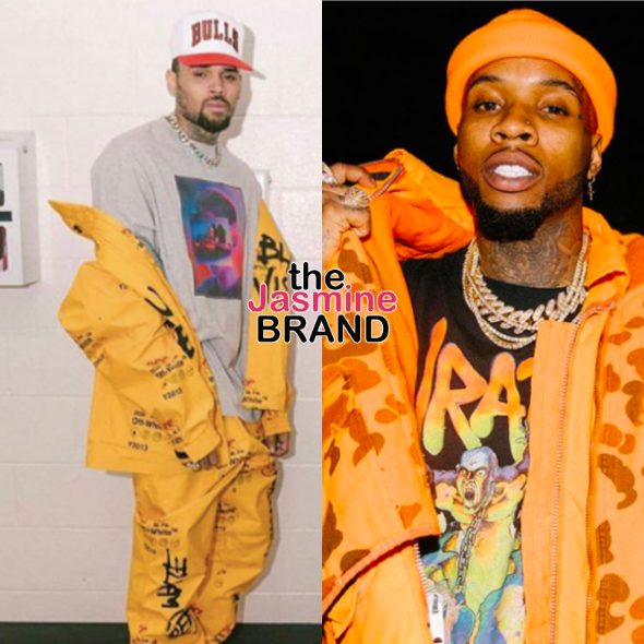 Chris Brown Responds To Tory Lanez Comparisons: Leave My Name Out Of Someone Else's Situation!