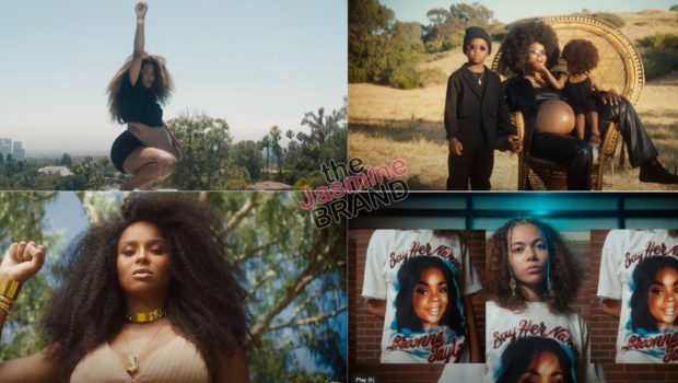 """Ciara Drops Powerful """"Rooted"""" Video, Shot Days Before Giving Birth [WATCH]"""