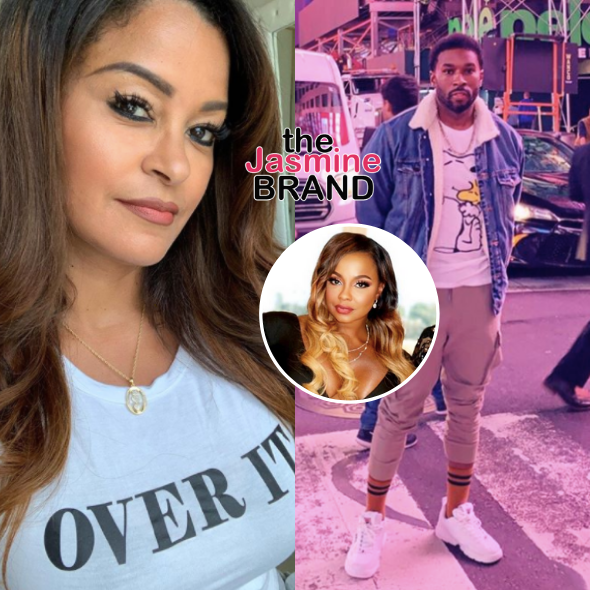 Claudia Jordan Stands By Physical Abuse Claims Against Medina Islam, Who Is Currently Dating Phaedra Parks, Posts Emails, Photos Of Bruises & Court Docs