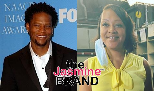 D.L. Hughley & Angela Stanton-King Get Into Heated Exchange: If You're Black & Support Trump, You're A Coon!