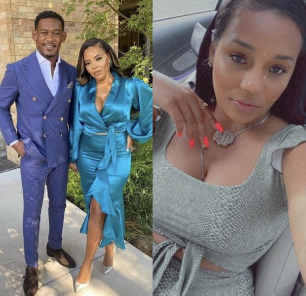 "Angela Simmons Debuts New Man Boxer Daniel Jacobs, Daniel's Ex-Girlfriend Shades Relationship: ""I Don't Have Nothing Against Pastry!"""