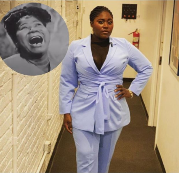 Danielle Brooks To Portray Gospel Legend Mahalia Jackson In Biopic