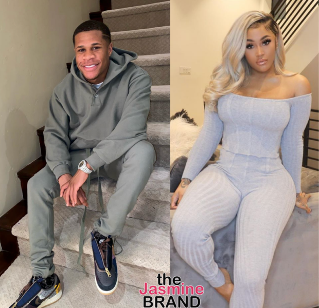 Lira Galore Denies Relationship W/ Boxer Devin Haney After Trip To Mexico Together