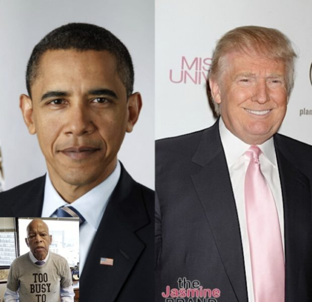 Donald Trump Slams Barack Obama's Eulogy For The Late John Lewis: I Thought It Was A Terrible Speech