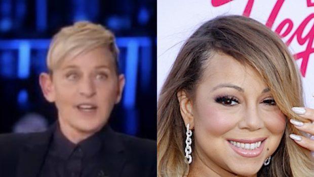 Mariah Carey Recalls Feeling 'Extremely Uncomfortable' When Ellen DeGeneres Pressured Her To Reveal Pregnancy On Her Show In 2008