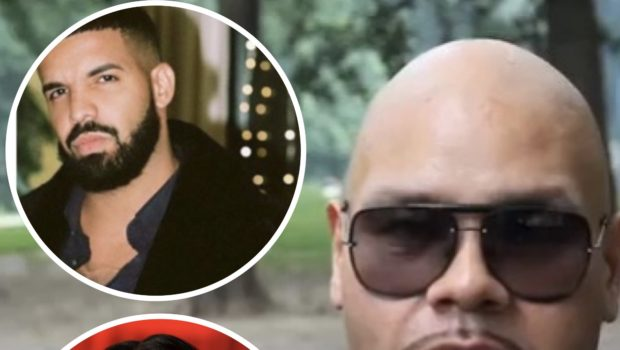 """Drake Is The Michael Jackson Of This Time,"" Says Fat Joe"