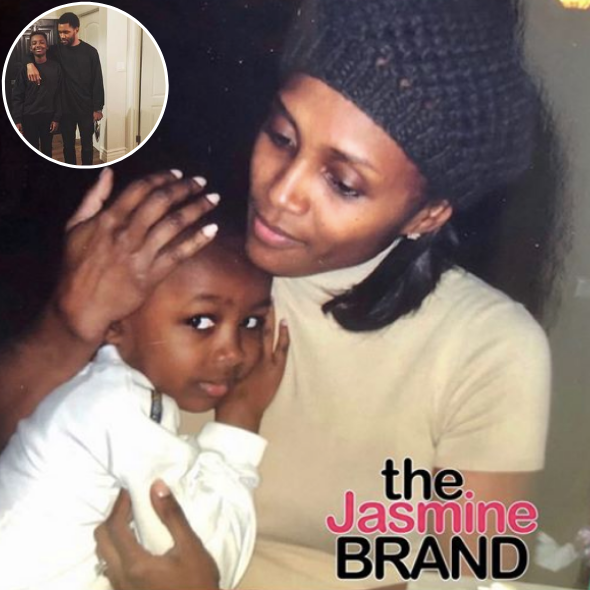 Frank Ocean's Mother Katonya Breaux Shares Throwback Photo Of Her & Late Son, Ryan Breaux