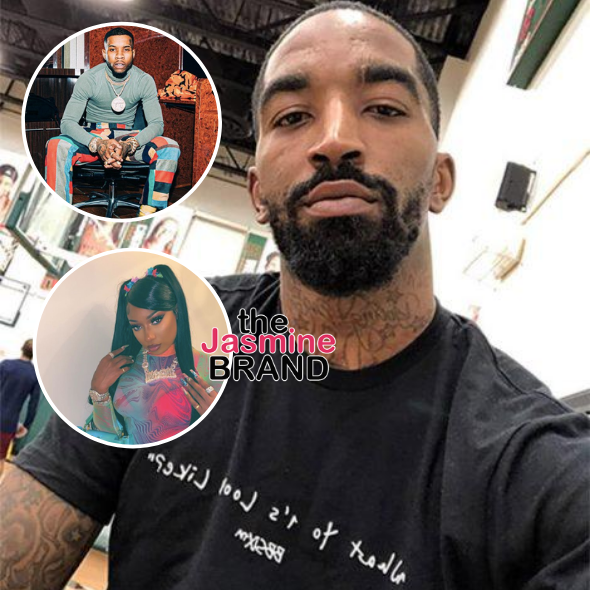 J.R. Smith Calls Tory Lanez A 'Clown' After Megan Thee Stallion Shooting Incident