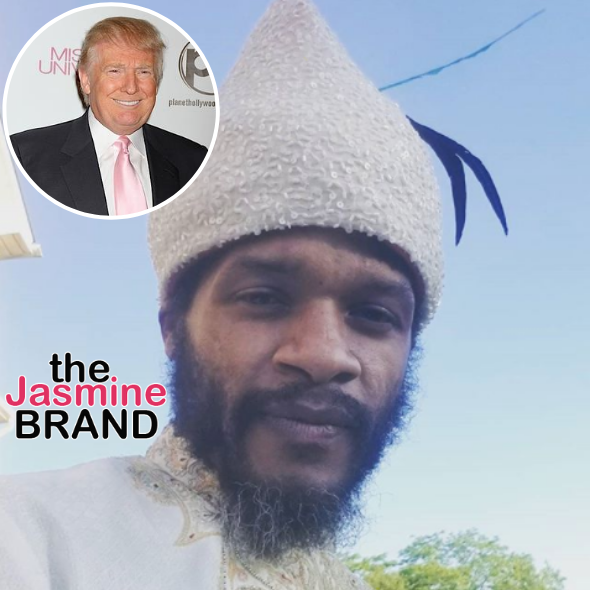 Jaheim: Trump Has Saved A Lot Of People, If It Wasn't For Him You Guys Would've Been Done!