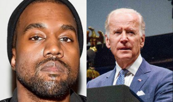 Kanye West Seemingly Confirms He's Running For President To Hurt Joe Biden's Race