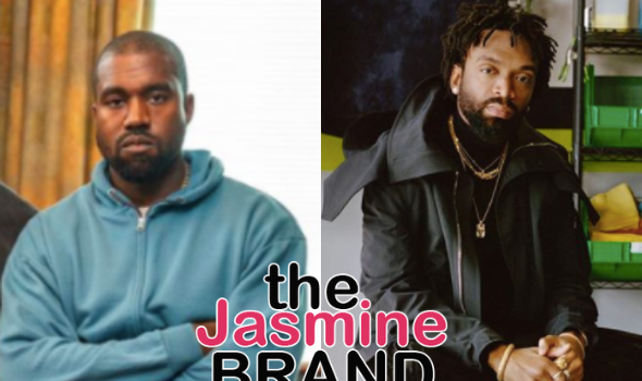 Fashion Designer Kerby Jean-Raymond Denies Copying Kanye West's Yeezy Designs