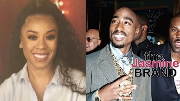 Keyshia Cole: Tupac Told Me Not To Sign To Death Row On The Day He Died