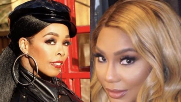 Khia Says Tamar Braxton Faked Her Suicide Attempt To Be Released From Her WeTV Contract