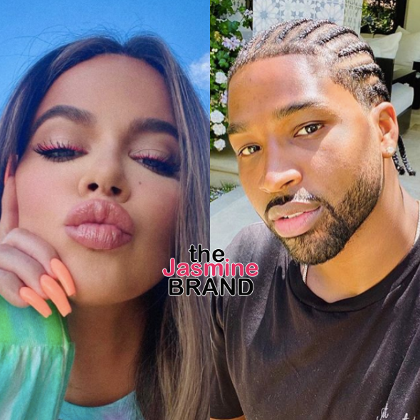 Khloe Kardashian Spotted Rocking Huge Diamond On Ring Finger, But She Is Not Engaged To Tristan Thompson, Source Says