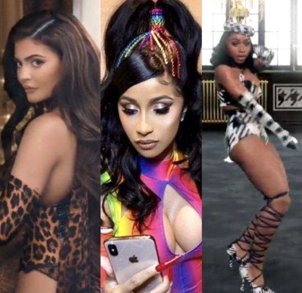 "Cardi B Praises Normani's Talent, Reacts To Backlash Over Kylie Jenner's ""WAP"" Video Appearance: ""This Is Not About Race!"""