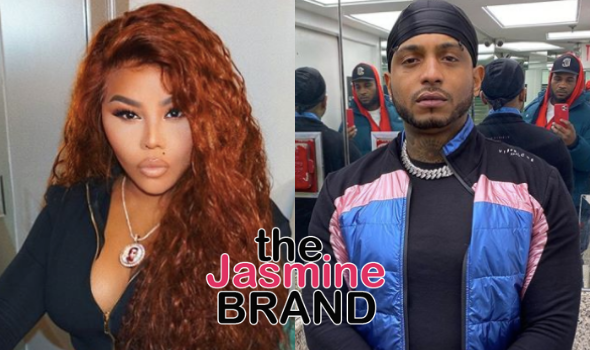 Lil Kim's Baby Daddy Mr. Papers Tells Her 'If You Cheat, Imma Kill You B****', She Responds