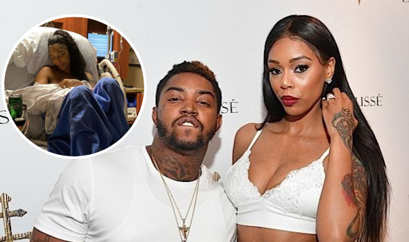 Love & Hip Hop's Lil Scrappy & Wife Bambi Welcome Baby Girl Xylo