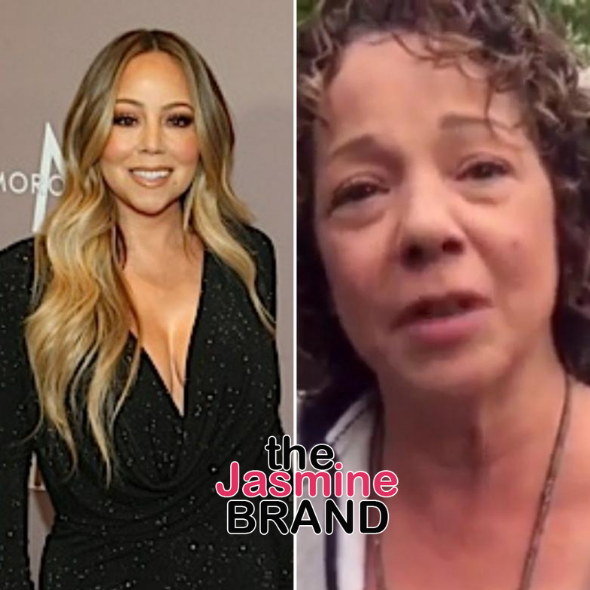 Mariah Carey Claims Her Estranged Sister Alison Carey Drugged Her & Tried To Sell Her To A Pimp When She Was 12