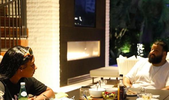 Megan Thee Stallion & DJ Khaled Link Up, Possibly Making New Music