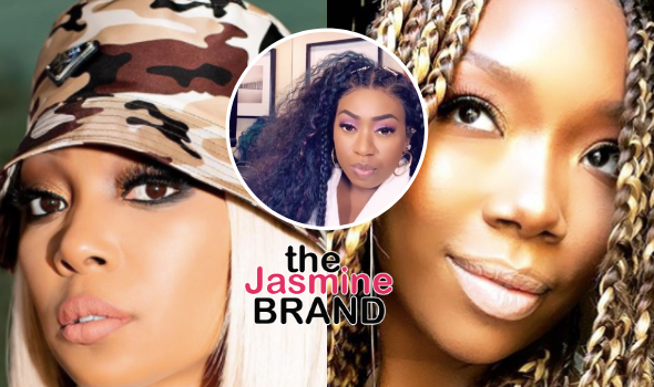 Missy Elliott Doesn't Want To Be In The Monica & Brandy Verzuz Drama: They're BOTH Legends