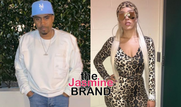 Nas Clarifies Doja Cat Lyrics: I Was Just Saying A Word That Rhymed