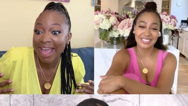 Naturi Naughton Reveals She Has A Quarantine Bae + LaLa Anthony Admits To Having A Longtime Crush On Nas: I'm Obsessed!