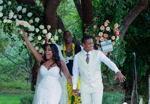 Niecy Nash Marries Singer Jessica Betts In Surprise Wedding