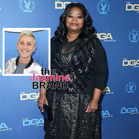 Octavia Spencer Sends 'Love & Support' To Ellen Amid Accusations Of 'Toxic' Work Environment: My Truth Is, Everyone Was Kind To Me