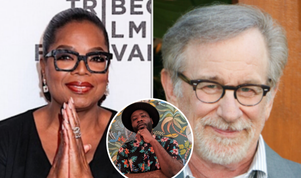 Oprah Winfrey & Steven Spielberg Team Up For 'The Color Purple' Reboot, 'Black Is King' Director Blitz Bazawule To Direct